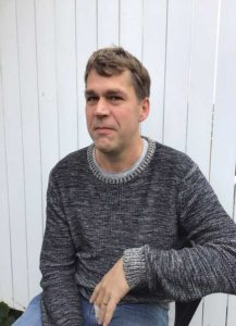 Petter Welin psykolog