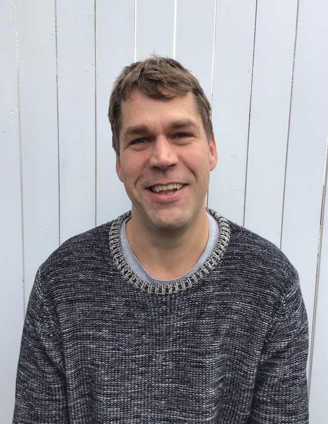 Petter Welin - leg. psykolog